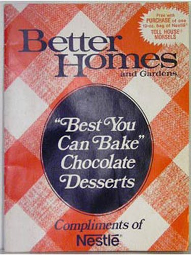 Best You Can Bake Chocolate Desserts