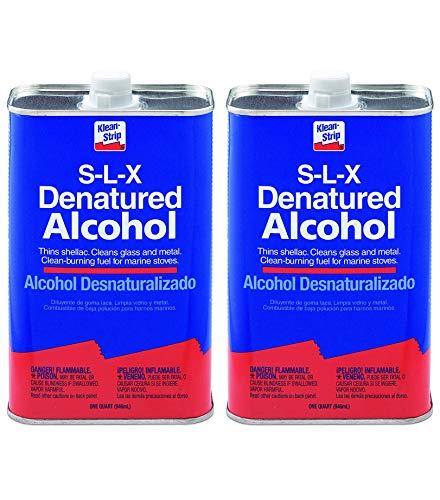 Denatured Alcohol California