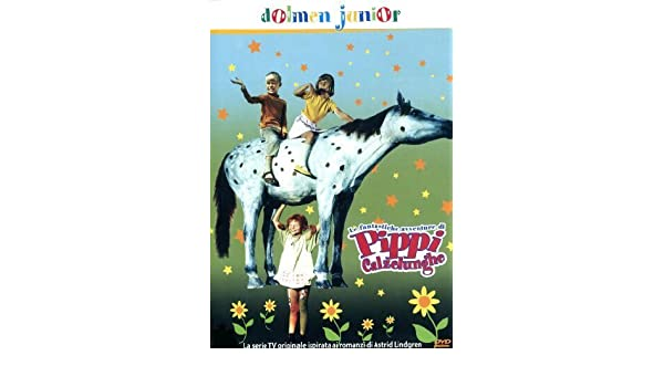 pippi calzelunghe vol.05 dvd Italian Import by inger nilsson: Amazon.es: Cine y Series TV