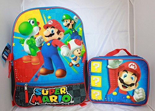 Mario Book Bag - 2