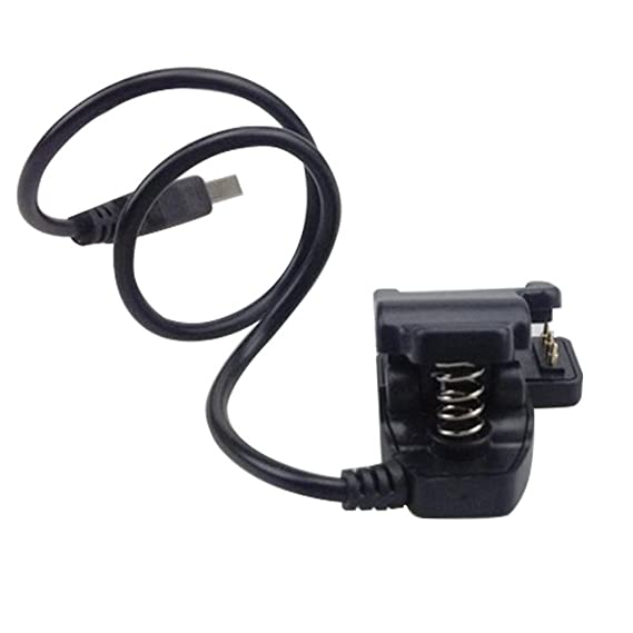Amazon.com: surmos Fitness Tracker Cargador USB cable de ...