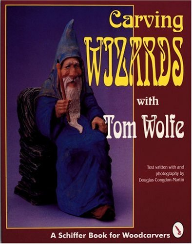 Buy special books carving wizards with tom wolfe