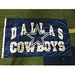 Dallas Cowboys Logo Flag 3x5-Americas Team