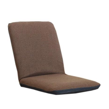 TongN-Sillones Tatami Plegable Mini sofá Asiento Perezoso ...