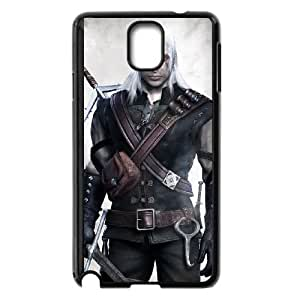 Samsung Galaxy Note 3 Cell Phone Case Black The Witcher 3 Wild Hunt review Geralt SLI_587581