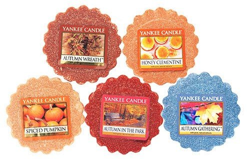 Fall Favorites Tarts Wax Melts Collection Gift Set