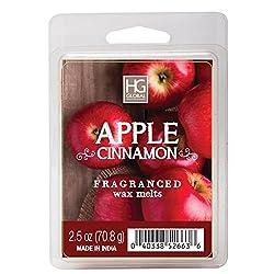 Hosley's Apple Cinnamon Scented Wax Cubes / M