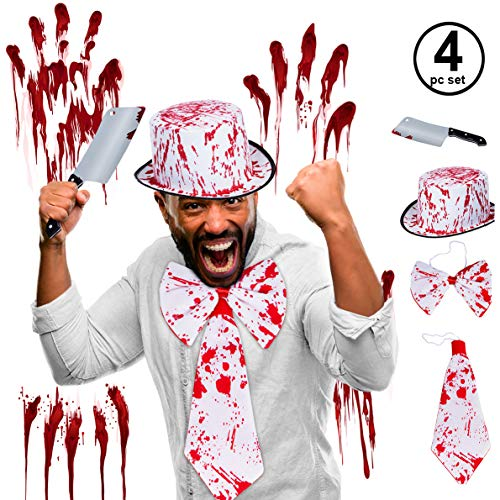 Scary Halloween Costumes Bloosy Mary - Tigerdoe Bloody Costumes - Halloween Costume