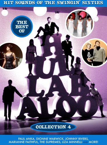 DVD : Fred Smoot - The Best of Hullabaloo: Collection 4 (DVD)