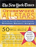 The New York Times Crossword All-Stars, New York Times Staff, 0312310048