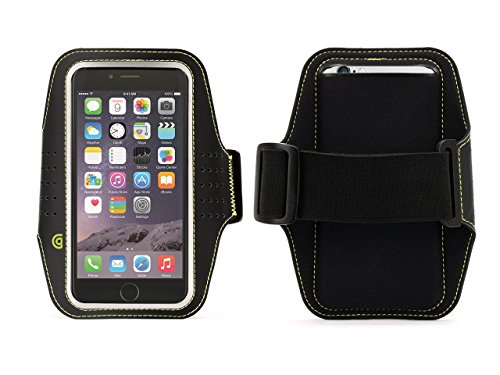 - Griffin iPhone 6s/6 Armband, Trainer Sleeve and Armband for iPhone 6/6s, [Neoprene] [Fits arms up to 18