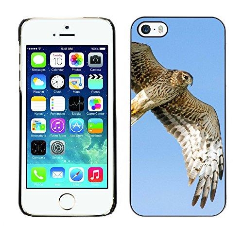 Premio Sottile Slim Cassa Custodia Case Cover Shell // F00014294 faucon // Apple iPhone 5 5S 5G