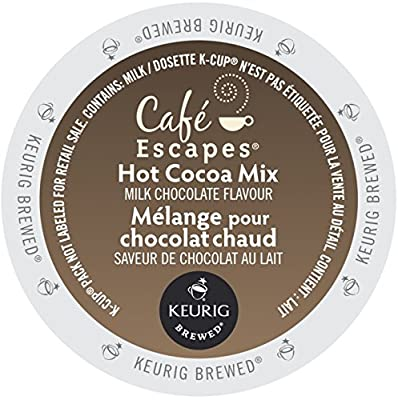 Café Escapes Keurig K Cups