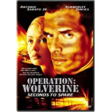 Operation Wolverine: Seconds to Spare