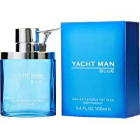 YACHT MAN BLUE MEN EDT 100 ML