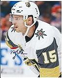 #7: Jon Merrill Signed Photo - 8x10 - Autographed NHL Photos