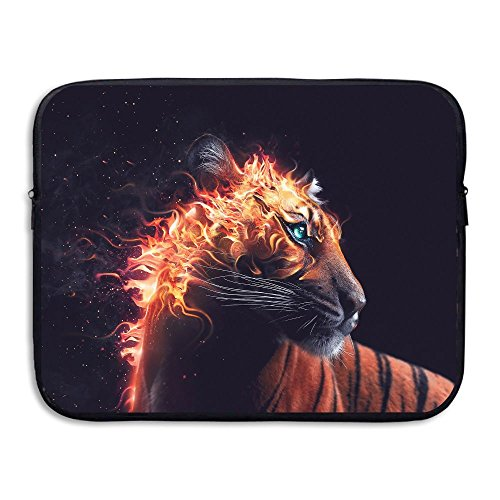 Speckle Pear (Drop-proof Laptop Sleeves Watertight Computer Protective Bags Fire Tiger Big Cat Notebook Liner Package Tablet Case For MacBook Air Pro Ultrabook Dell Samsung 15 Inch)
