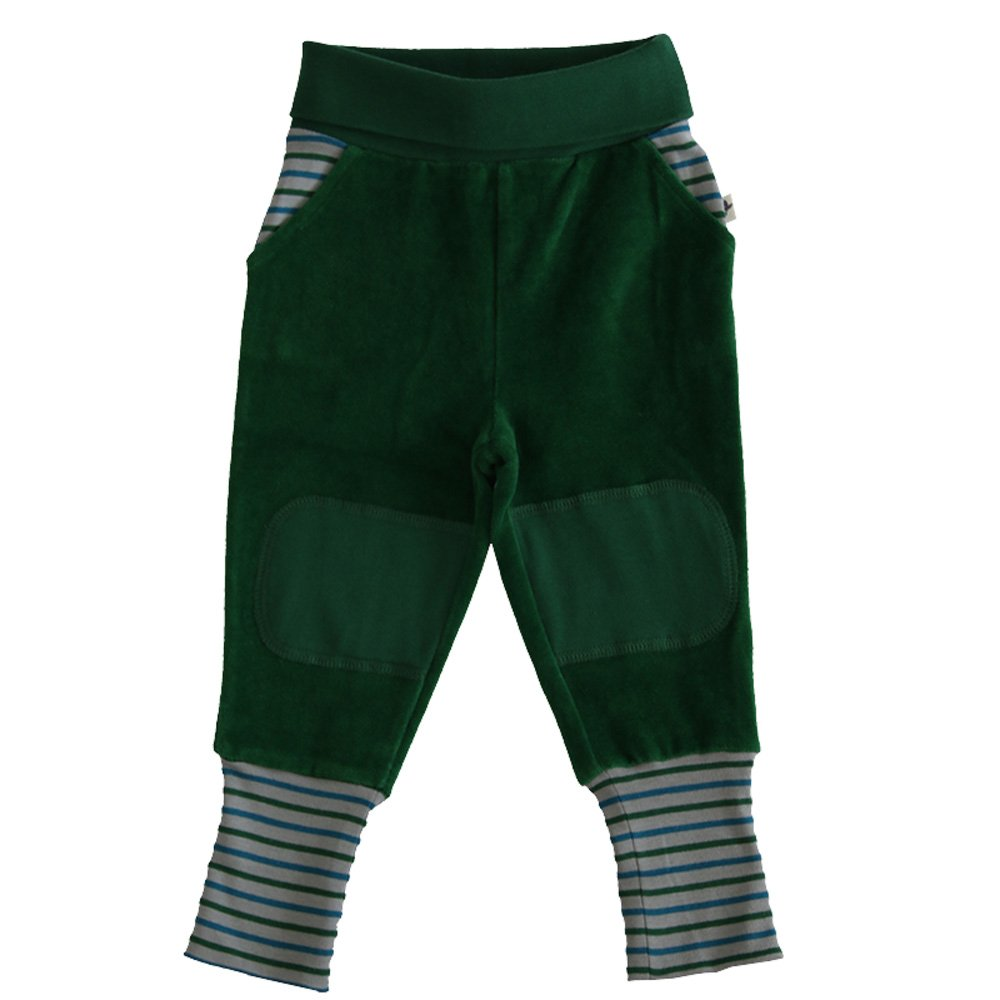 Leela Cotton Baby//Kinder Nickyhose Bio-Baumwolle