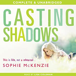 Casting Shadows: Falling Fast Book 3 Audiobook