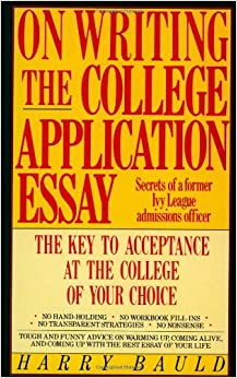Writing a successful college application essays amazon