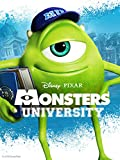 DVD : Monsters University (Theatrical Version)