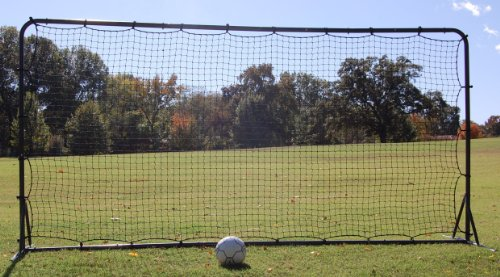 (Trigon Sports Soccer Rebounder Training Net, 6 x 12-Feet, Black )