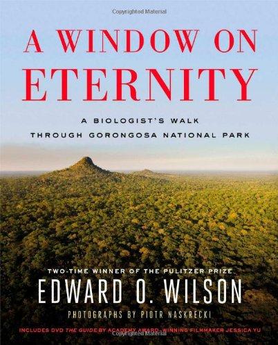 Book Cover: A Window on Eternity: A Biologist's Walk Through Gorongosa National Park