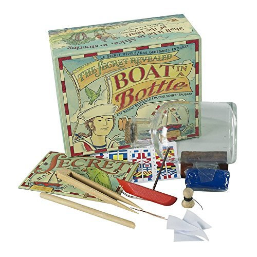 Authentic Models MS022A Boat in A Bottle Kit
