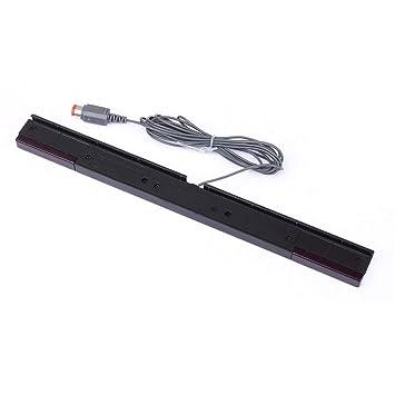 Cableado Sensor de Movimiento Receptor Remoto Infrarrojo Ray IR Barra de Inductor Juego Mover Barra remota