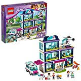 Best LEGO Hotels - LEGO Friends Heartlake Hospital 41318 Building Kit Review