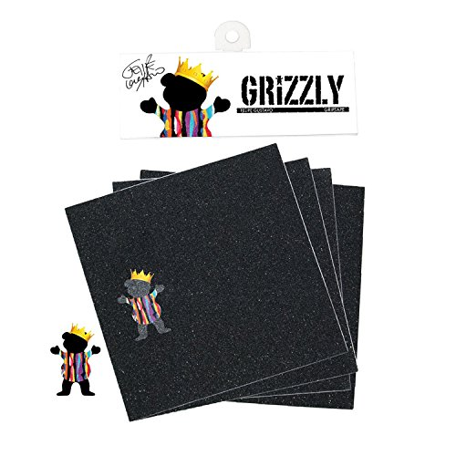 Grizzly Gustavo Signature Grip Squares Pack by Grizzly