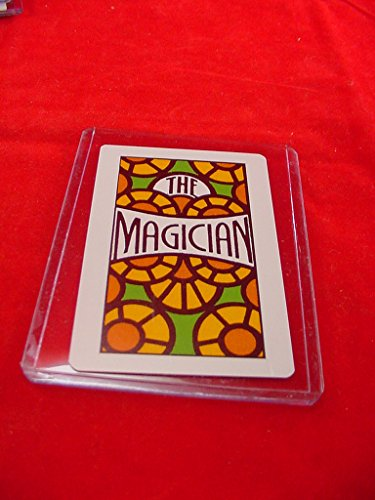 The Magician playing card (Card Only) Paramount TV 1973