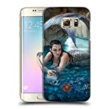 Official Anne Stokes Hidden Depths Mermaid And Angels Hard Back Case for Samsung Galaxy S7 edge