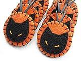 10 Black Cat Halloween ornaments, party favor decorations