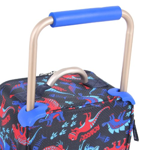 IT Luggage Dinosaur Print Worlds Lightest Ultra Lightweight Kids ...