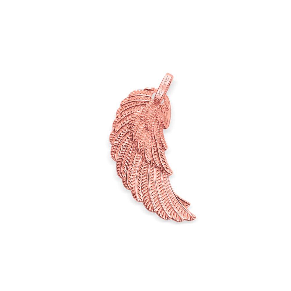 Brave Angel Engelsfl/ügel Anh/änger Handarbeit 35mm Lang M