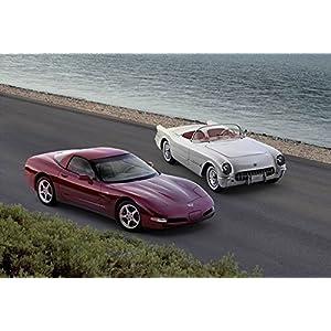 1953 2003 Chevrolet Corvette 50th Anniversary Photo
