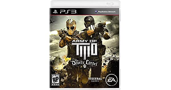 Electronic Arts Army of Two - Juego (PS3): Amazon.es ...