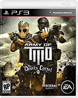 Army of TWO The Devil's Cartel - Playstation 3 (B0050SXEM8) | Amazon price tracker / tracking, Amazon price history charts, Amazon price watches, Amazon price drop alerts