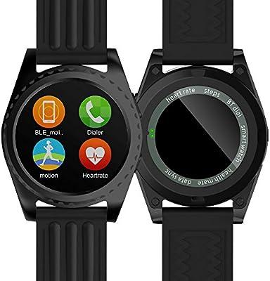 GGG inteligente reloj GS3 Bluetooth podómetro rastreador Sleep ...