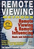 Remote Viewing Methods - Remote Viewing and Remote Influencing - Lyn Buchanan LIVE 2 DVD Set