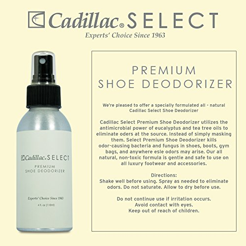 Review Cadillac Select Shoe Deodorizer