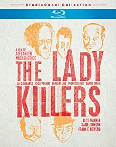The Lady Killers (StudioCanal Collection) [Blu-ray] (Bilingual) [Import]