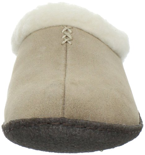 Tan Women's Brown Nakiska Low Top Slippers British Sorel 0Xd870