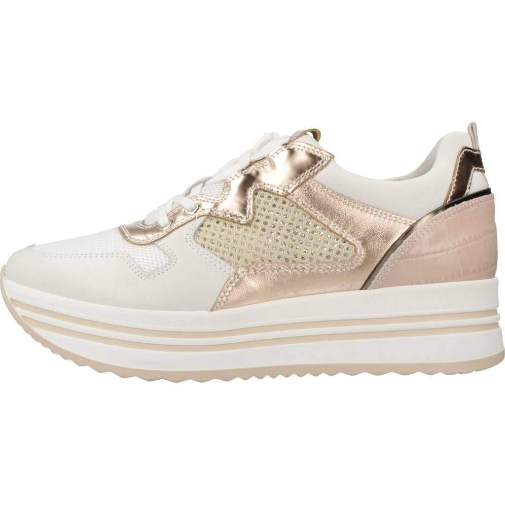 Sneakers NeroGiardini E0105670D707 E010527 10527 scarpe donna platform