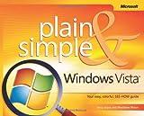 img - for Windows Vista  Plain & Simple (Bpg-Plain & Simple) book / textbook / text book