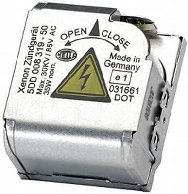1 x Hella 5DD008319-50 modulo di accensione per fari allo Xeno 5DD 008 319-50