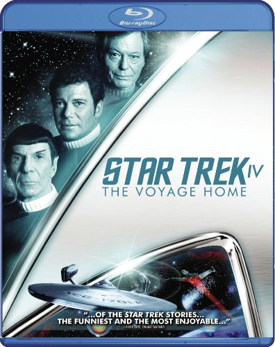 Star Trek IV:  The Voyage Home (Remastered) [Blu-ray] (Star Iv Home Trek Voyage)