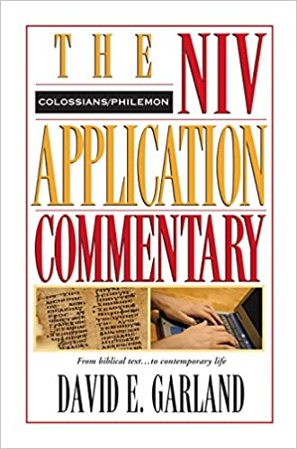 Colossians philemon the niv application commentary book 12 colossians philemon the niv application commentary book 12 kindle edition by david e garland religion spirituality kindle ebooks amazon fandeluxe Images