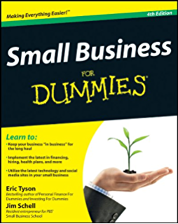 Amazon starting a business all in one for dummies ebook small business for dummies fandeluxe PDF